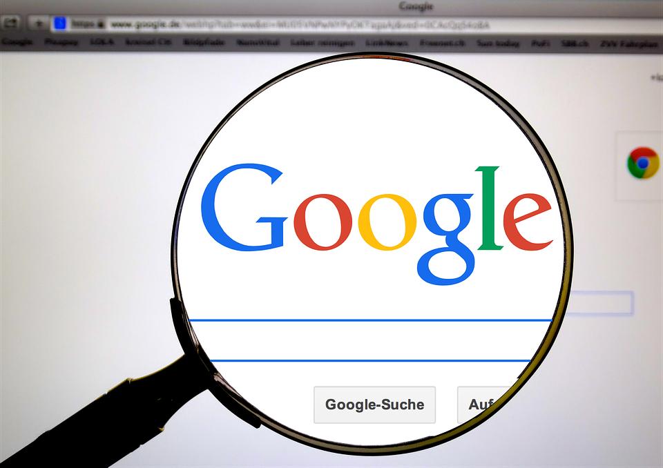 Imagen del buscador Google (SEO)